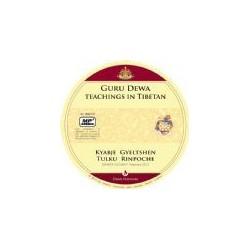 GURU DEWA TCHENPO - tibétain seul