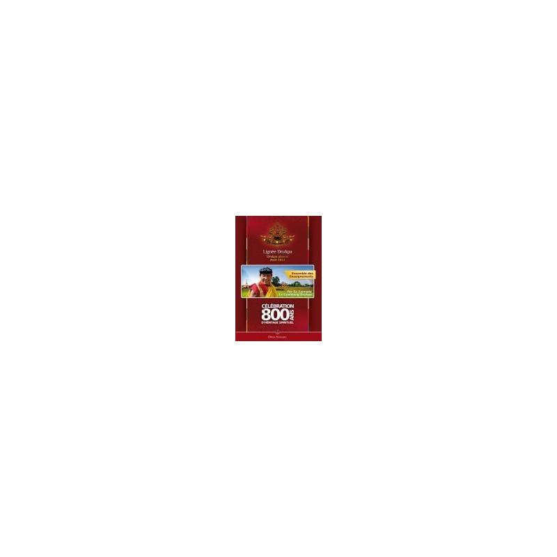 CELEBRATION DES 800 ANS D'HÉRITAGE SPIRITUEL - DVD