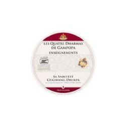 LES 4 DHARMAS DE GAMPOPA