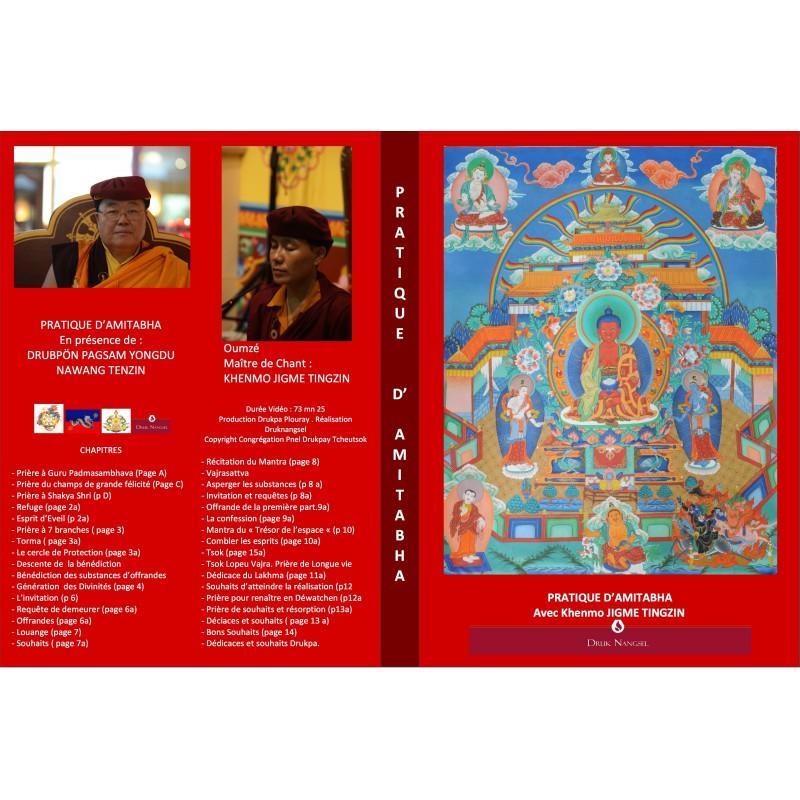 AMITABHA TSOK - DVD