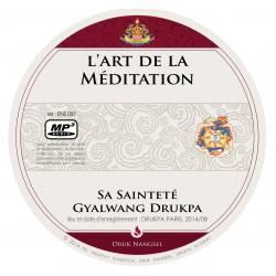 THE ART OF MEDITATION (En, Fr)