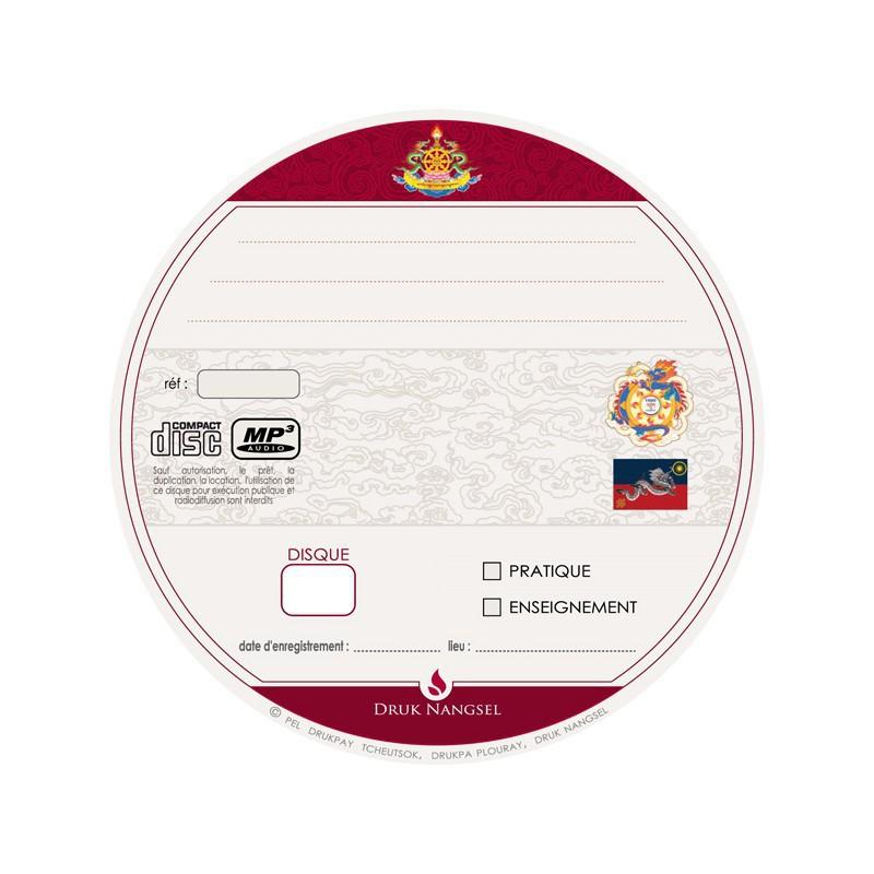 Enseignements de la retraite de Yangtik - Sa Sainteté Gyalwang Drukpa - avec traduction française