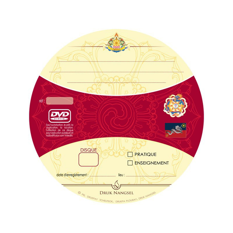 Pratique de Yangtik version longue - DVD