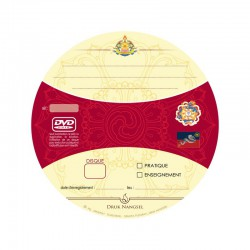 Short version Yangtik practice - DVD