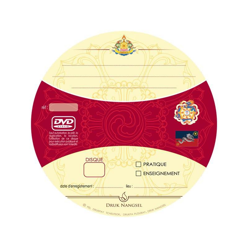 Pratique de Yangtik version courte - DVD