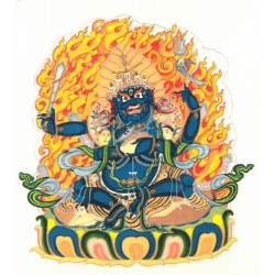 Mahakala downloadable to print