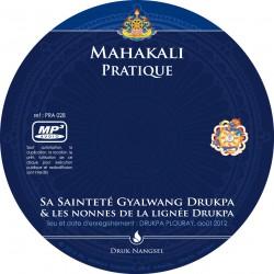 PRACTICE OF MAHAKALI