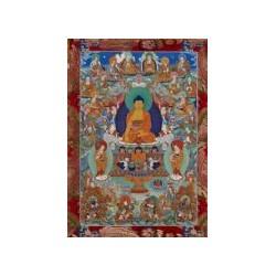 BUDDHA SHAKYAMUNI & THE 16...